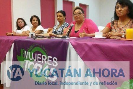 Las mujeres van por su derecho a participar en 2018