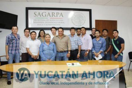 Sangre renovada en la Delegación de SAGARPA