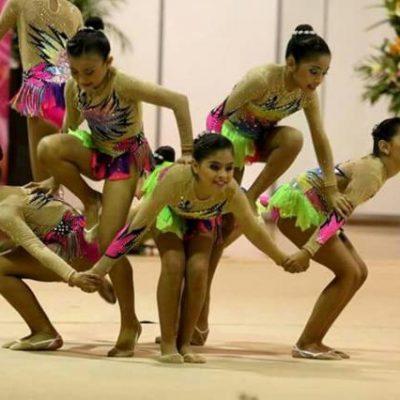 Yucatán, sede del Panamericano de Gimnasia Estética de Grupo