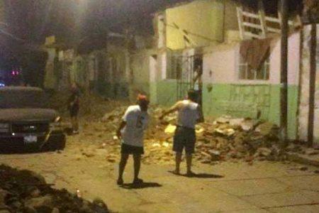 Se necesita tu ayuda para damnificados del temblor