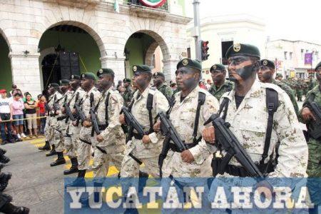 Más unidades motorizadas del Ejército será el atractivo del desfile