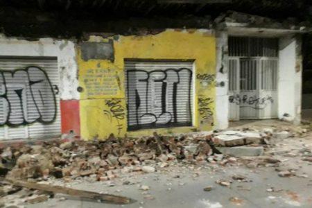 Pide el PRI solidarizarse con damnificados del temblor