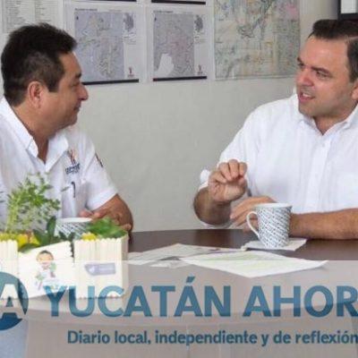 Vecinos apoyan la prevención del delito en el sur de Mérida