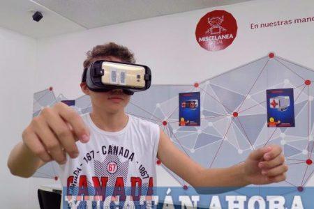 En Yucatán habrá oferta educativa con realidad virtual