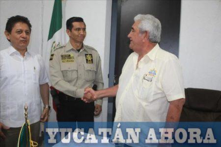 En Progreso hay nuevo Jefe de Policía