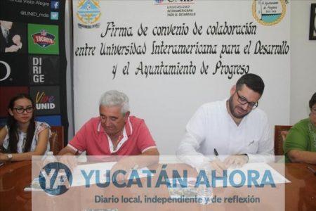 El Ayuntamiento de Progreso abre sus puertas a la formación de profesionistas