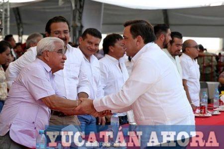 Somos sus aliados, dice Rodríguez Asaf al Movimiento Antorchista