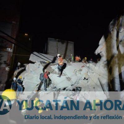 #Sismo Viajan a la Ciudad de México rescatistas y paramédicos yucatecos