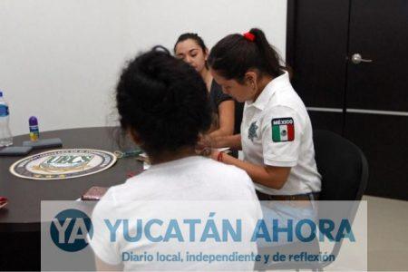 Movilización por jovencita que huyó de casa tras pelear con su mamá