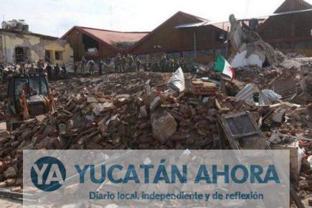 Proponen reducir dinero a partidos ante desastres naturales