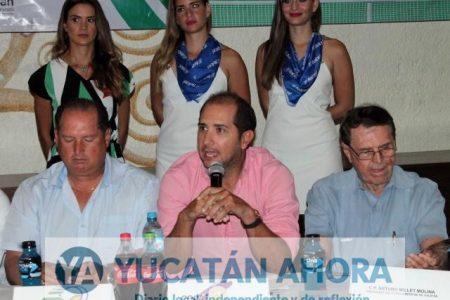 Esperan al número 1 y 2 del mundo juvenil en la Copa Yucatán de Tenis