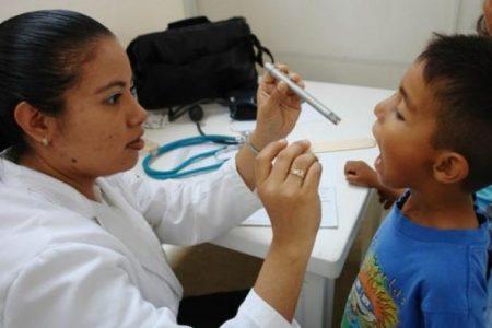 Yucatán, primer lugar nacional en gripes, pero baja brote de males estomacales