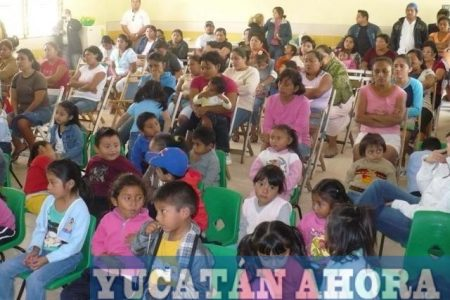 Desde las guarderías de SEDESOL inicia el combate a las carencias educativas