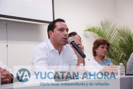 Vila informa al Colegio de Contadores sobre histórica inversión en infraestructura