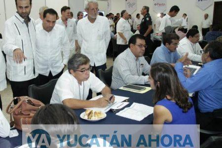 Comerciantes yucatecos cierran negocios con empresas internacionales