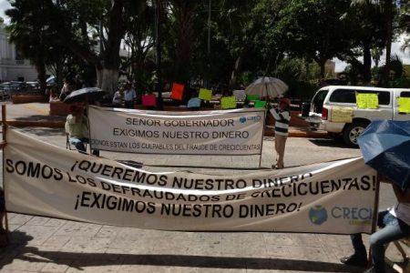 Directivos de Crecicuentas piden que los liberen