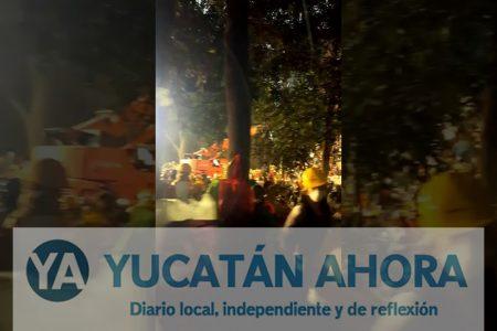 Reconocida maquillista yucateca se convierte en activista tras el sismo