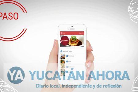 Quick-Eat, la opción digital para pedir comida a domicilio