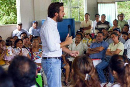 Pablo Gamboa hace recuento de sus gestiones en Muna