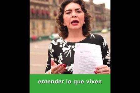 Ivonne Ortega le pide a Hacienda que reduzca impuestos a la gasolina