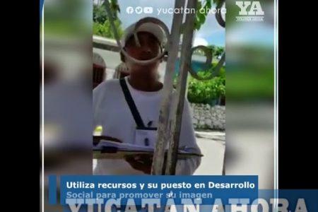 #EleccionesYucatán2018 Mauricio Sahuí incurre en delitos electorales