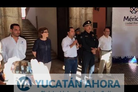 Ayuntamiento de Mérida envía 10 voluntarios a zona del temblor