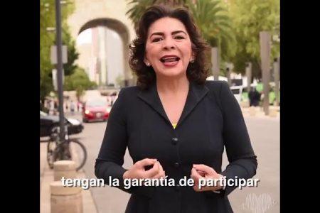 Ivonne Ortega Pacheco: En el PRI luchamos contra el dedazo