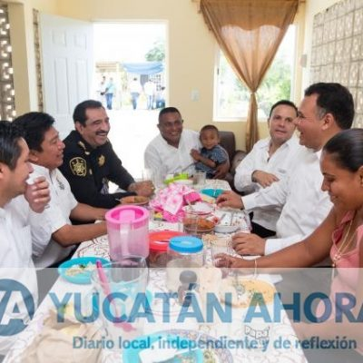 Más de 300 policías tienen casa nueva en su municipio