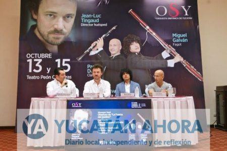 La OSY anuncia concierto con obras de Beethoven, Stamitz y Verdi