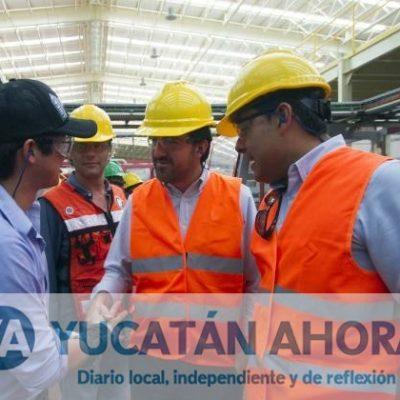 Responsabilidad y compromiso con la gente, clave para que Yucatán siga en crecimiento