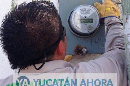 Respaldo al cambio de tarifa eléctrica en Mérida y sus comisarías