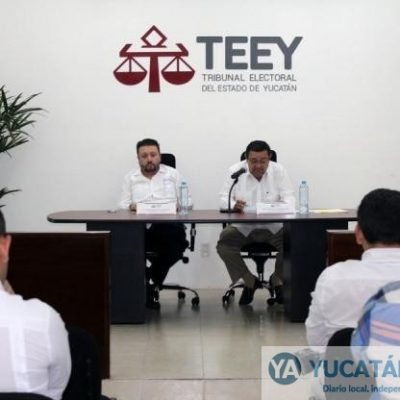 Tribunal Electoral declara infundada denuncia contra la campaña Sahuí Gobernador