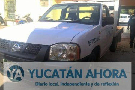 Detienen a funcionario de Salud, conducía ebrio un vehículo oficial