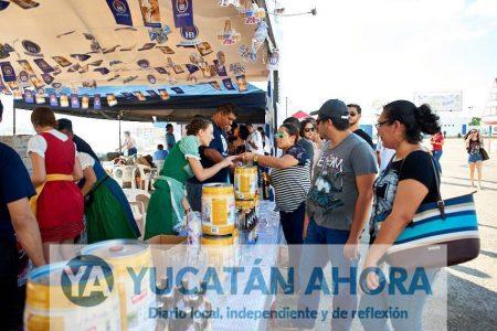 Se renueva el Oktoberfest en Mérida, nueva sede y nueva cerveza