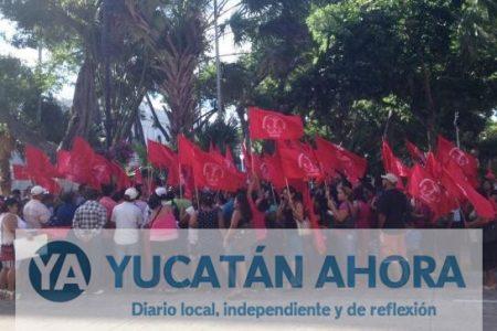 Antorcha Campesina amaga al Gobierno del Estado por no cumplir promesas