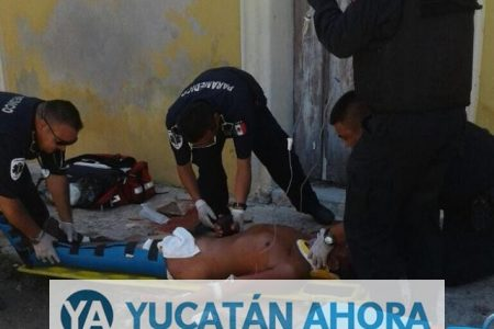 El feminicida de Komchen libra la muerte, pero no la cárcel