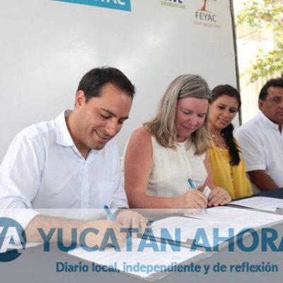 Anuncian más apoyo para las comisarías del sur de Mérida