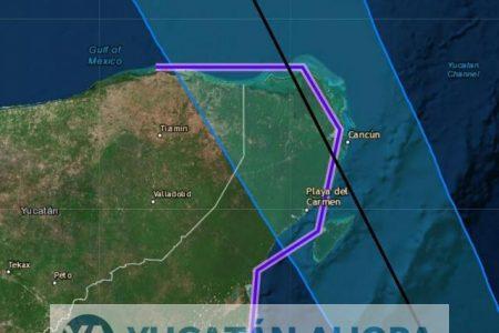 Nate acelera el paso rumbo a la Península de Yucatán