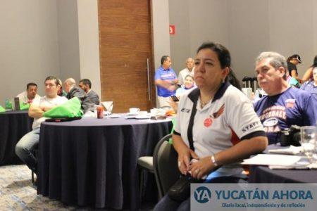 Realizan en Mérida Congreso Anual de la Federación Mexicana de Futbol Americano