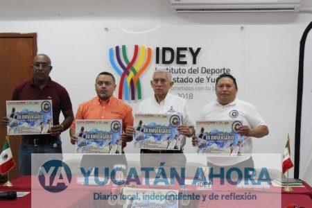 Anuncian torneo-semillero del Taekwondo yucateco