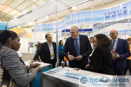 De visita en Yucatán el primer ministro de Santa Lucía