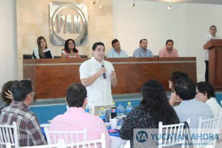Reúnen a quienes tomaron las decisiones para tener la Mérida de 2017