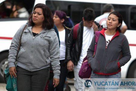 """Amanecer con """"frío de finados"""" en Yucatán"""