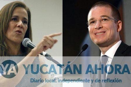 Acusan al PRI de estar detrás de la renuncia al PAN de Margarita Zavala