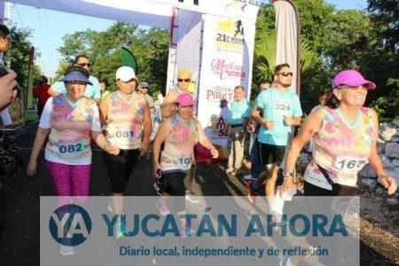 """Todo listo para la cuarta carrera """"Mestizas con carmín"""" en Yucatán"""
