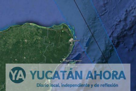Nate se fortalece, pero sin acercarse a la Península de Yucatán