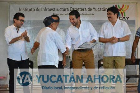 En cinco años los camineros del INCAY han pavimentado más de dos mil kilómetros