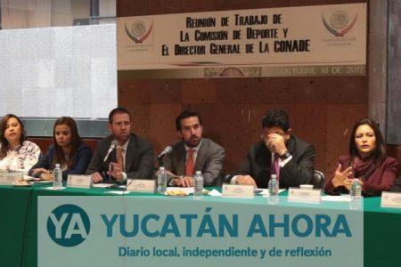Pablo Gamboa defenderá el presupuesto del deporte en 2018