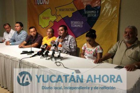 Que Bayardo también quiere ir por la gubernatura de Yucatán