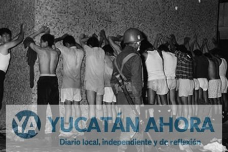 La represión de la tía Fabi, lo salvó de la represión en Tlatelolco
